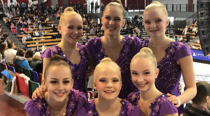 Arvokasta kokemusta Tartosta Elise – Vantaan nuorten joukkueelle